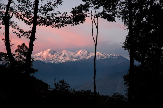Himalaya Mountains of Nepal