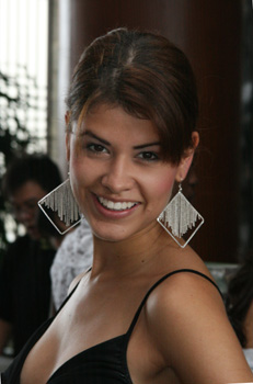 Miss Costa Rica 2007 Wendy Cordero Sanchez