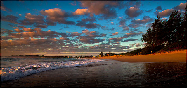 Ponta do Ouro in Mozambique