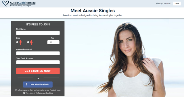 Dating aussie