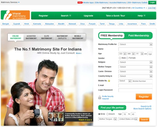 Indian dating site without membership