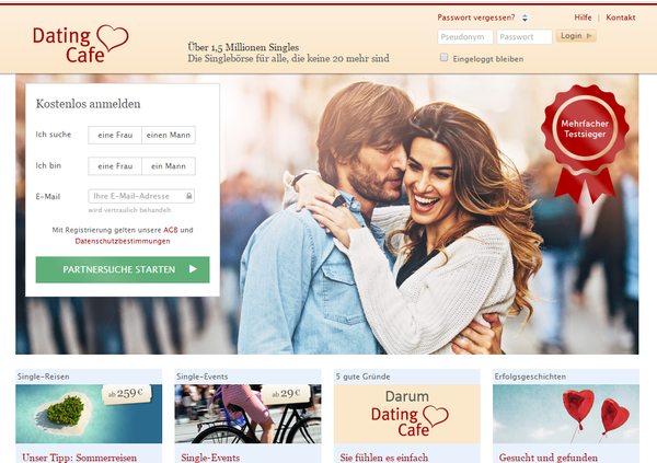 Largest dating sites in germany
