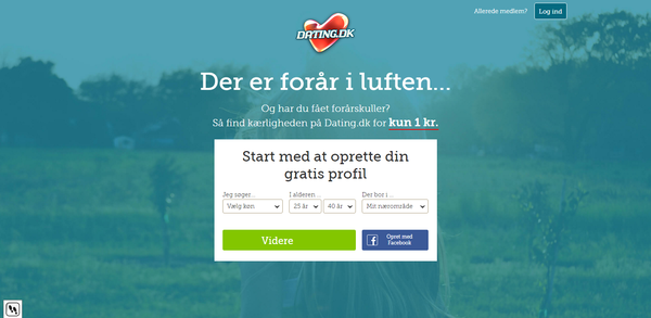 Dating websites in denmark