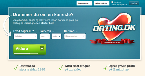 match dating site Morsø