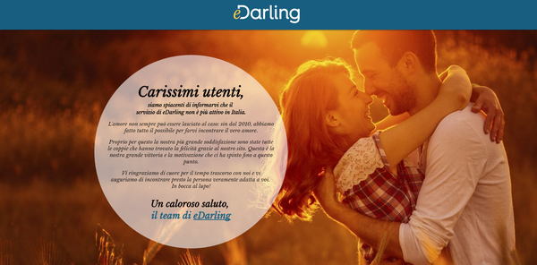Online-dating in italien