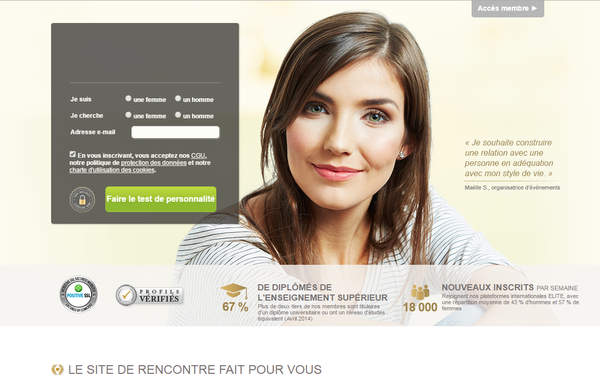 online dating sites in france