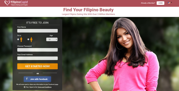 Most popular dating sites philippines