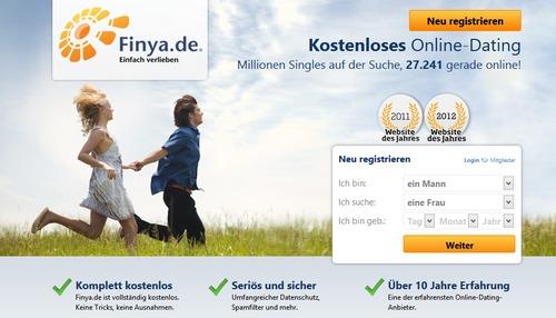 Finya online dating