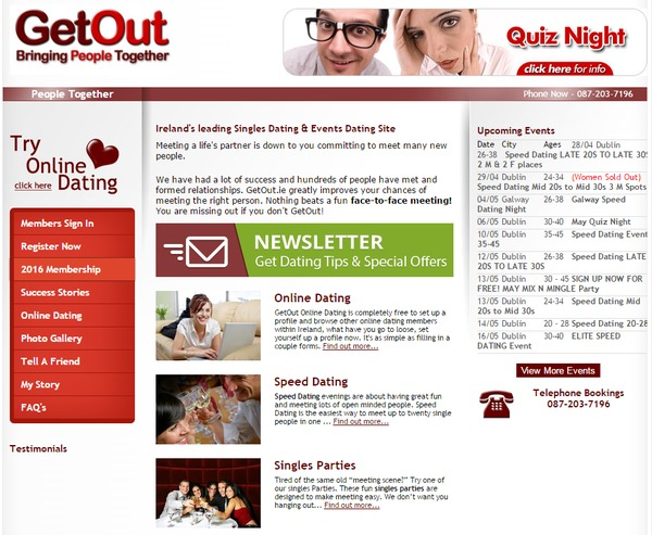 Best free dating site in ireland