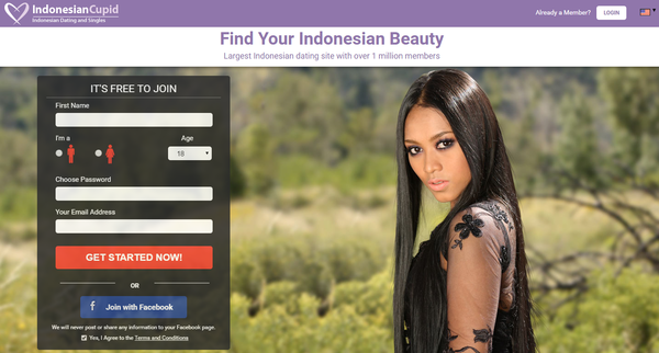 Free indonesian dating websites
