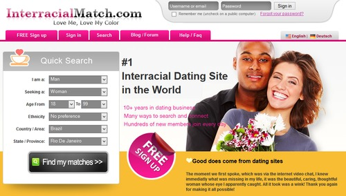 A good dating site