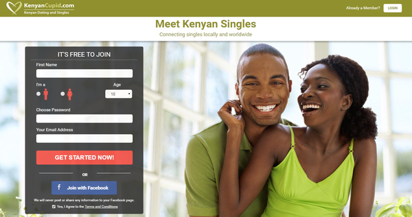online dating services in kenya