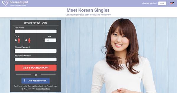 Online dating korea