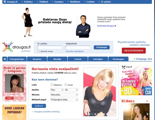 lithuanian dating agency