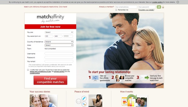 Online dating sites in ireland