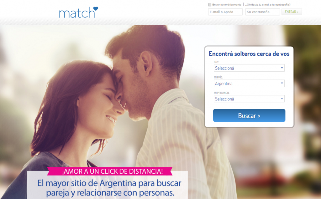 Dating site biedt