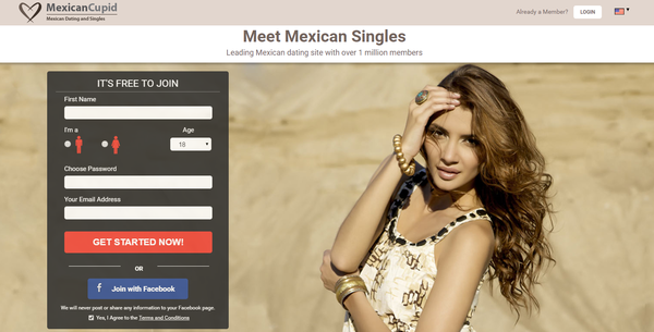 Dating website in mexico