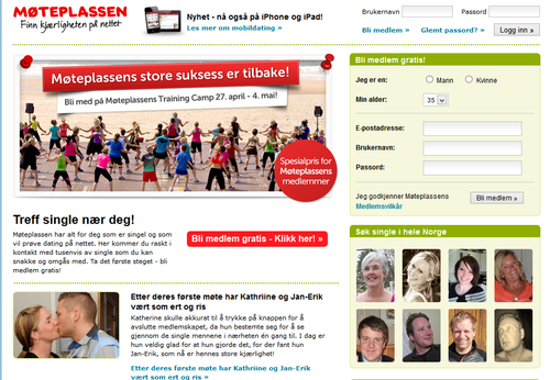 mobil dating moteplassen com