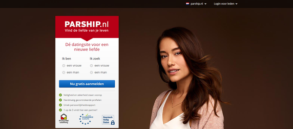 Netherlands dating app