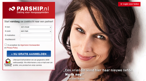 Best dating site in netherlands