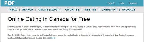 100 free hookup site canada Dating apps kind of suck — just ask anyone between the ages of 21 and 35 despite this, they've become the normal way to meet people and ask them out this puts many of us in a difficult position because everyone else is using dating apps, it's tough to avoid using them it's a self-perpetuating cycle.