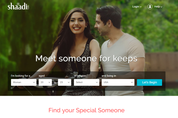 Indian dating websites in usa