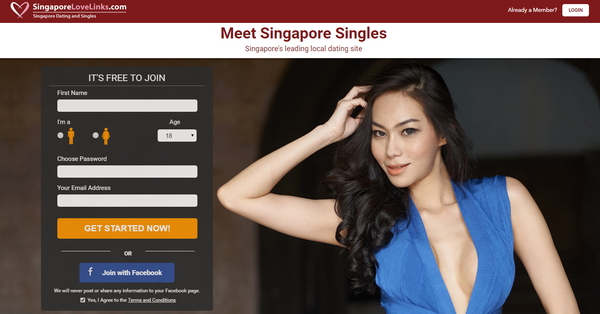 Free dating girl in singapore