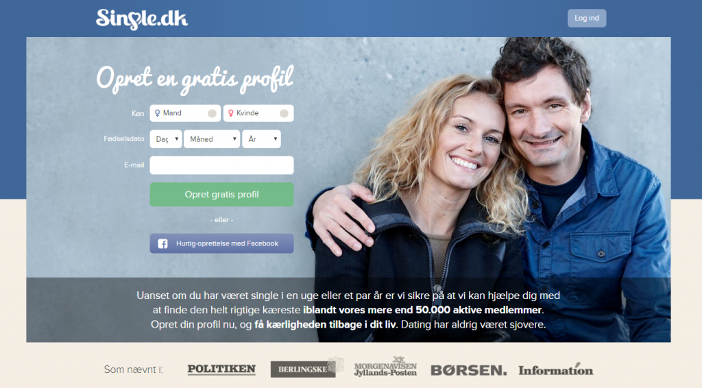 new dating sites in denmark