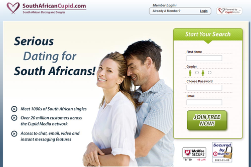 100% afro cupid dating site