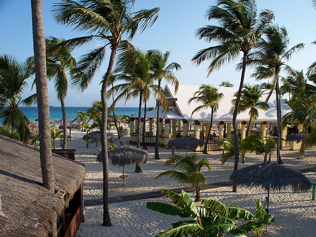 Manchebo Beach, Aruba