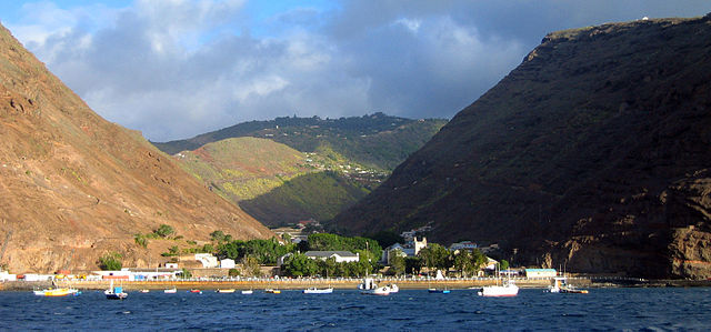 Photo of Jamestown, Saint Helena