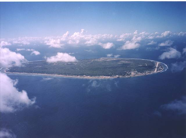 Nauru (source: Wikimedia Commons)