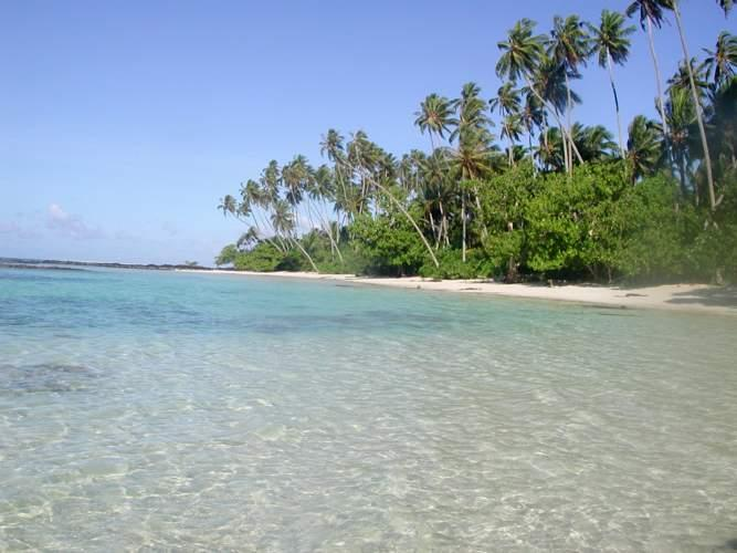 A Photo of Virgin Cove, Samoa