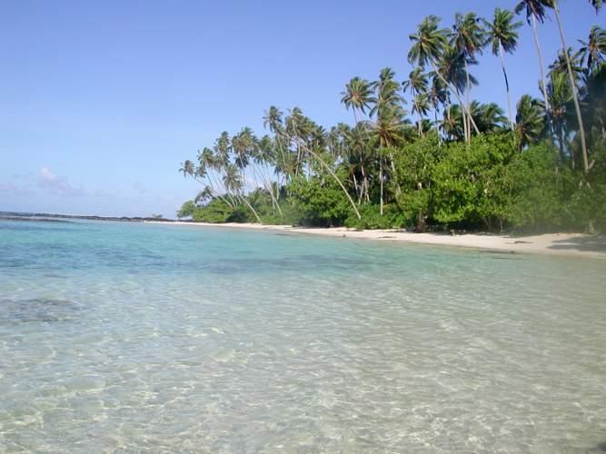 Virgin Cove, Samoa