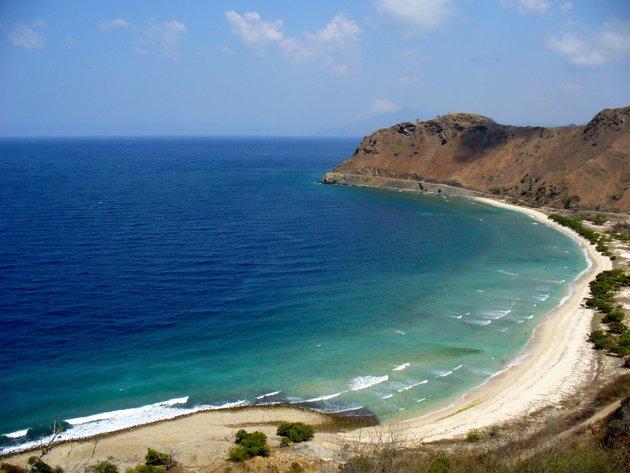 Jesus Backside Beach, East Timor