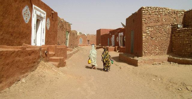 Rua Active de Oulata, Mauritania
