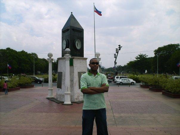 Me in Manila, Philippines