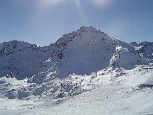 Ski Resort in Andorra