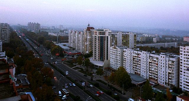 Chişinău, Moldova