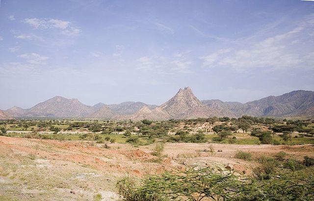 Keren, Eritrea