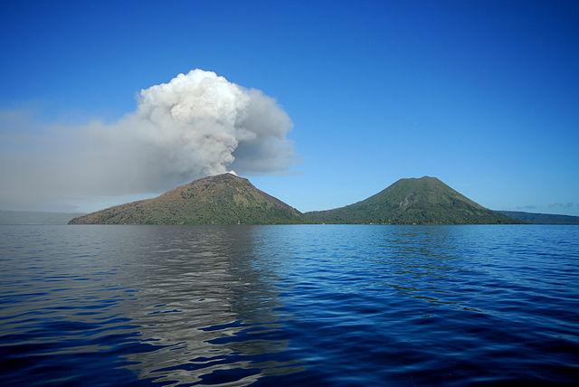 Mount Tavurvur,