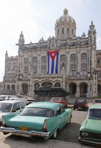 Cuba - Museum of the Revolution