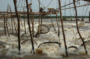 fishing in the DRC