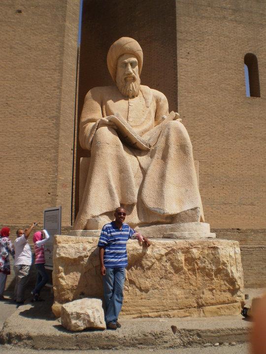 Me in Erbil, Iraq