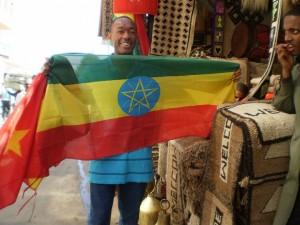 Merkato in Addis Ababa, Ethiopia