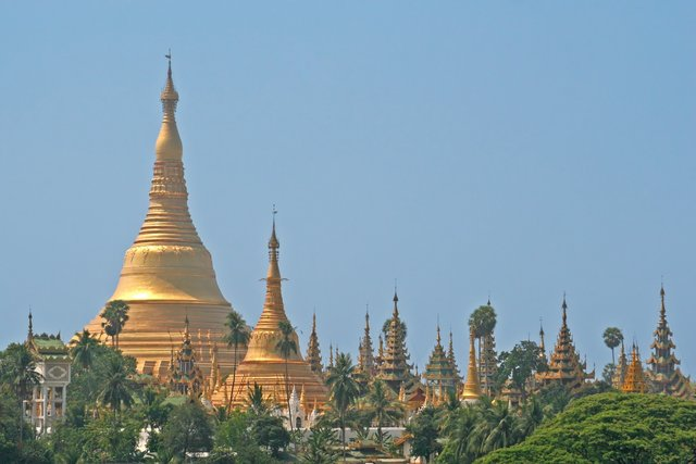 Great Dagon Pagoda