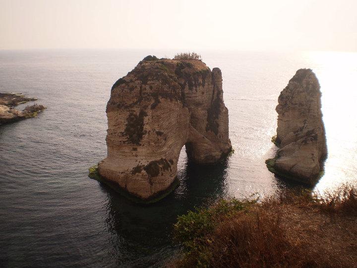 Pigeons' Rock, Lebanon