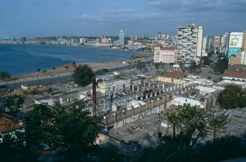 Angola Tourist Visa