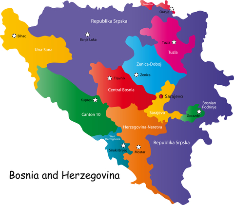 Bosnia and Herzeogovina Visa