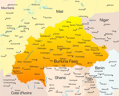 Burkina Faso Visa
